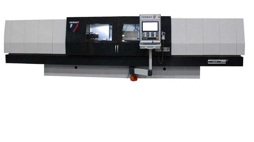 Szlifierka BUB E 40_1500 CNC